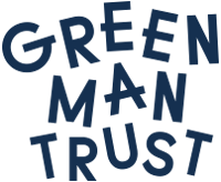 Green Man Trust logo